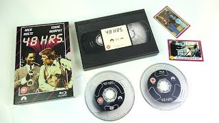 Download VHS Range : Retro Blu-ray packaging from HMV A QUICK-EXTRA-VID Video