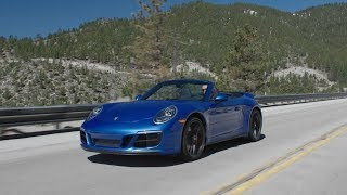 Download 2018 Porsche 911 Carrera GTS First Drive Video