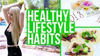 Download 10 HEALTHY HABITS TO SLAY 2018! Video