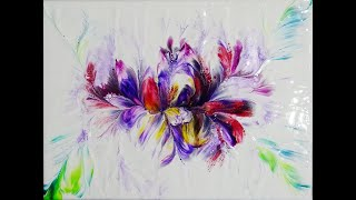 Download (70) Easy flower bouquet painting Video