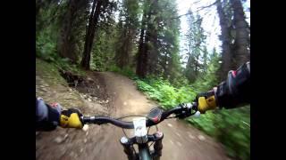 Download Downhill biking, Åre Shimanoleden [HD] Video