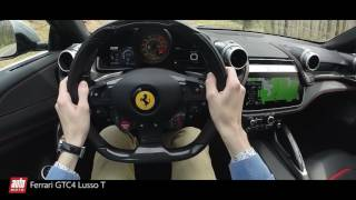 Download 2017 Ferrari GTC4 Lusso T [POV] : chasse et pêche (Acceleration & Sound) Video