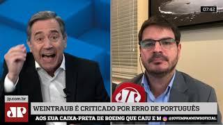 Download Constantino passa pano para Weintraub e é humilhado por Marco Antônio Villa Video