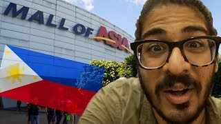 Download FILIPINO MALLS ARE INSANE! - Mall Of Asia, Metro Manila The Philippines Video
