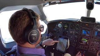 Download Flying Single Pilot IFR to Puerto Rico! Video