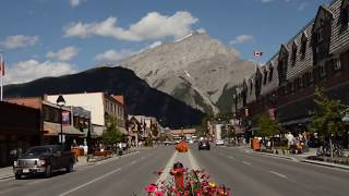 Download Banff, Alberta - Canadian Rockies Video