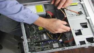 Download Computer Hardware : How to Install a New Hard Drive on a PC Video