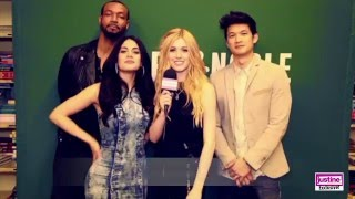 Download Justine Magazine: ″Most Likely To″ Awards with the ″Shadowhunters″ Cast! Video