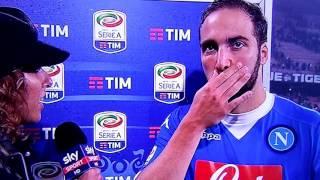 Download I gol di Napoli Frosinone e intervista al recordman PIPITA Video