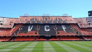 Download Estadio Mestalla - Valencia CF - 2015 Video