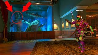 Download I FOUND AN ENEMY HIDING FROM EVERYONE INSIDE THE SHARK TANK HIDE N' SEEK ON *BLACK OPS 4* Video