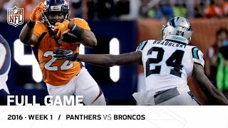 Download Panthers vs. Broncos Full Game (Condensed) | Every Play from Week 1 | NFL Game Pass Video