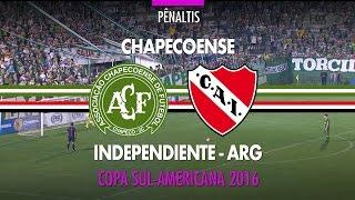 Download Pênaltis - Chapecoense x Independiente-ARG - Copa Sul-Americana - 28/09/2016 Video