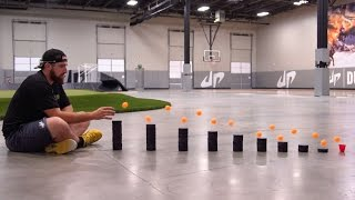 Download Ping Pong Trick Shots 3 | Dude Perfect Video