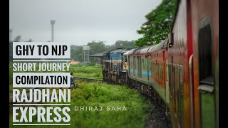 Download A Short Journey Compilation By 20503/ Dibrugarh - New Delhi Rajdhani Express Video