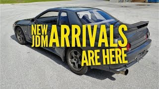 Download JDM ARRIVALS for June Video
