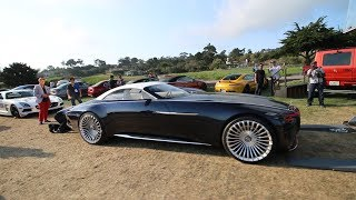 Download The 20ft Maybach Land Yacht that could SHUT DOWN Rolls Royce Video