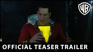 Download Shazam! - Official Teaser Trailer - Warner Bros. UK Video