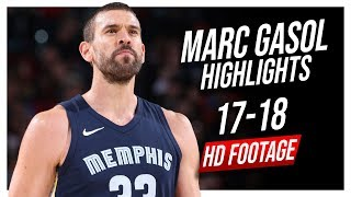 Download Grizzlies C Marc Gasol 2017-2018 Season Highlights ᴴᴰ Video