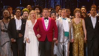 Download James Corden's Electrifying 2019 Tony Awards Opening Number Salutes The Magic Of Live Broadway Video