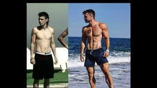 Download 3 Year Natural body transformasion - DanteKk Video