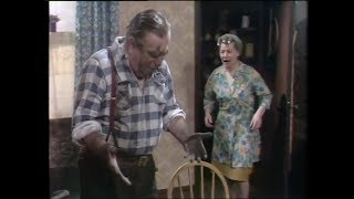 Download Stan and Hilda Ogden get covered in soot, March 1977 Video