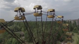 Download Chernobyl: Drone Footage Reveals an Abandoned City Video
