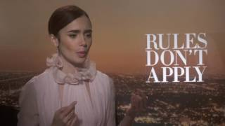 Download Five Minutes With: Lily Collins Video