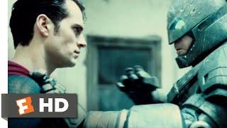 Download Batman v Superman: Dawn of Justice (2016) - Hero vs. Hero Scene (5/10) | Movieclips Video