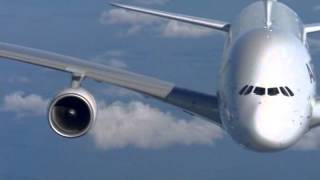 Download The A380, the biggest aircraft in the Air France fleet Video