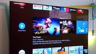 Download New Android TV home screen Video