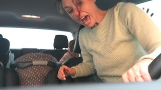Download SCARE BEHIND THE WHEEL CAUGHT ON VIDEO!!!!!!! Video