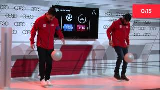 Download Messi vs Neymar juggling the ball / weloba Video