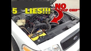 Download 5 LIES You Were Told About The Ford Crown Victoria !! Video