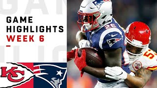 Download Chiefs vs. Patriots Week 6 Highlights | NFL 2018 Video