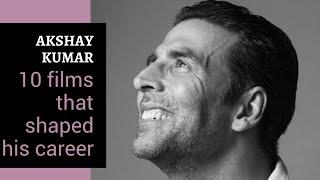 Download Akshay Kumar I 10 Films That Shaped His Career I Rajeev Masand Video