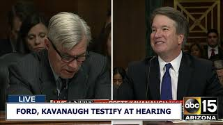 Download RAW FULL: Supreme Court nominee Brett Kavanaugh's Testimony Video
