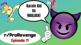 Download r/Prorevenge: Ep 11 Karate Kid Vs A Mailbox! Video