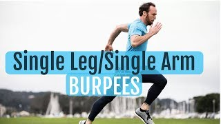 Download Running Faster With Single Leg Single Arm Burpees Video