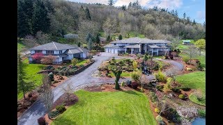 Download Prestigious Family Home in Damascus, Oregon | Sotheby's International Realty Video