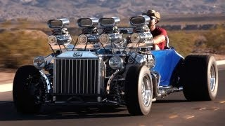 Download 1927 Ford: Double-Trouble - /BIG MUSCLE Video