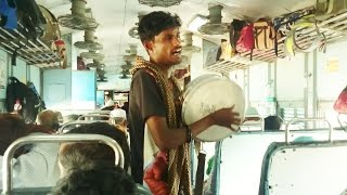 Download Great Talented Guy - One Of The Best Qawali I Have Ever Heard In Train To Ajmer India 2016 HD 1080p Video