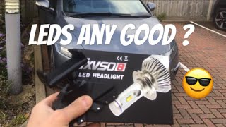 Download LEDS Installation Honda Civic 8th Gen Video