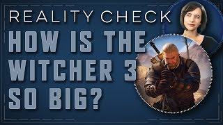 Download How Is The Witcher 3 So Huge? - Reality Check Video
