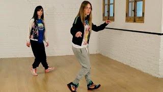 Download Hip Hop Old School | Pasos básicos Video