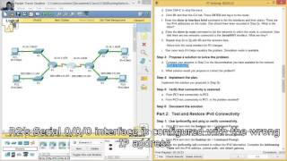 Download 7.3.2.6 Packet Tracer - Pinging and Tracing to Test the Path Video