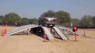 Download TATA Hexa Off-Road Event at Gurgaon: Video 2 Video