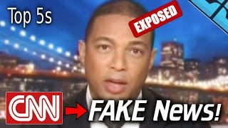 Download BEST CNN FAKE NEWS EXPOSED CLIPS 2017! Don Lemon FAILS Trump Bush Trey Gowdy FAKE NEWS FAILS Video