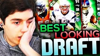 Download BEST LOOKING PLAYERS DRAFT! MADDEN 17 EXTREME DRAFT CHAMPIONS Video