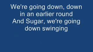 Download Fall Out Boy - Sugar We're Going Down With Lyrics! HQ Video